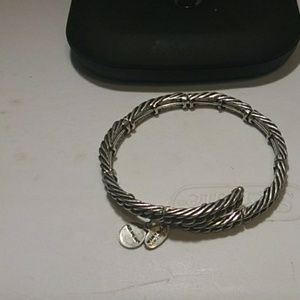 Alex and Ani Energy Infused bracelet let
